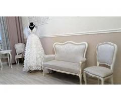 Свадебный салон с хорошим расположением