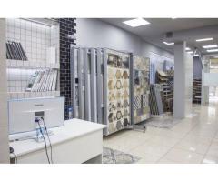 Прибыльный салон керамической плитки и керамогранита