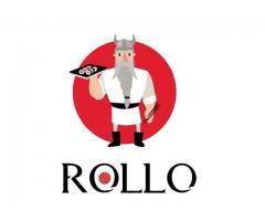 """Популярная доставка суши """"Rollo"""""""